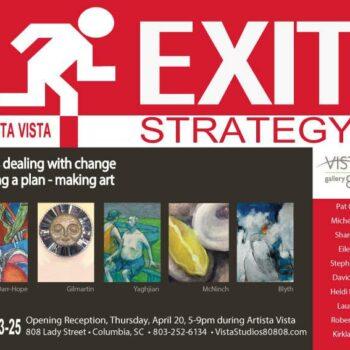 a29d3d523736 Exit Strategy – Vista Studios Show April 13-25